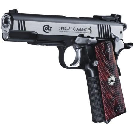 Пневматический пистолет Colt Combat Classic