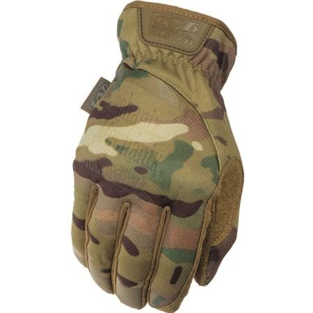 Gloves MECHANIX Fast Fit Multicam
