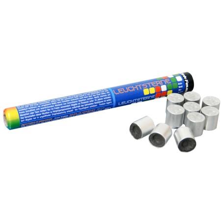 Ilutulestiku raketid Zink Tähelilled 4 värvi