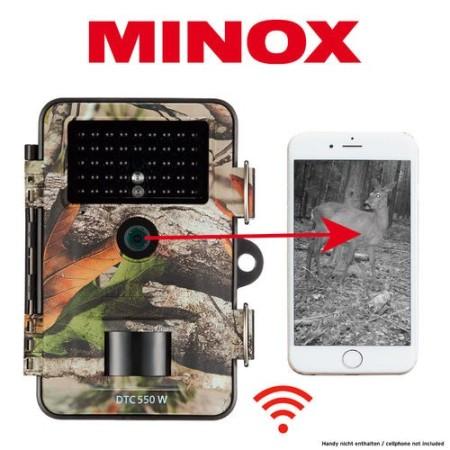 Rajakaamera Minox DTC 550 Wifi 12 MP