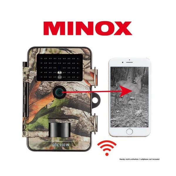 Minox DTC 550 Wifi  12 MP