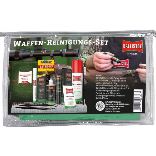 Gun Cleaning Set Ballistol