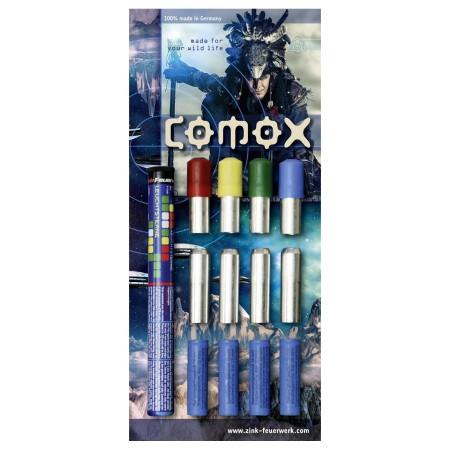 Ракеты для стартовых пистолетов. ZINK Comox