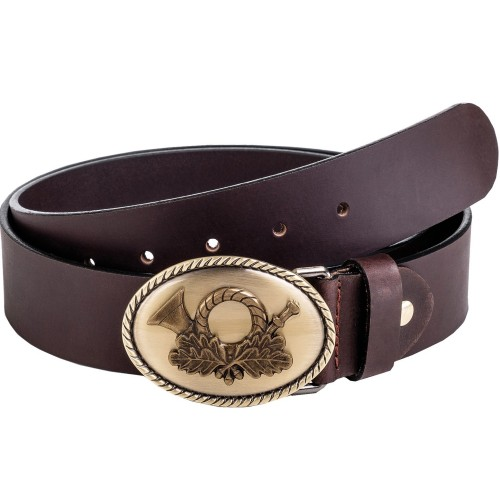 Leather Belt Hunting Horn