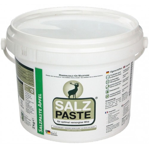 Salz Paste GREEN APPLE