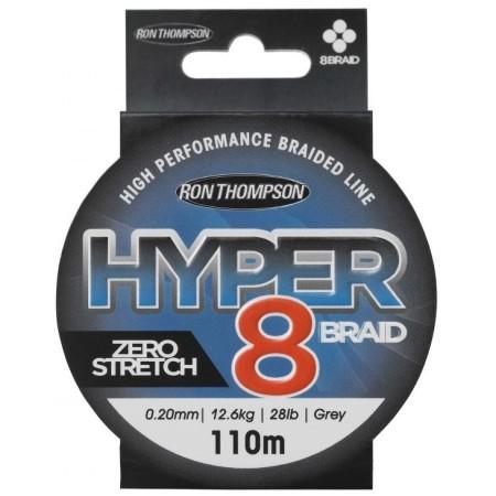 Õngenöör Ron Thompson Hyper 8 Braid 0,2 mm