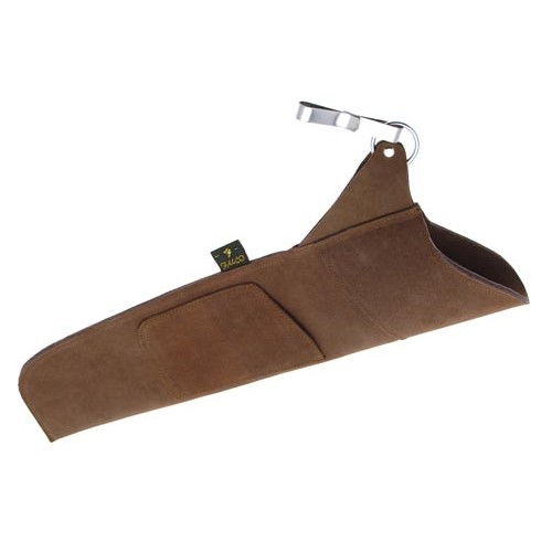 Leather Hip Quiver 19''