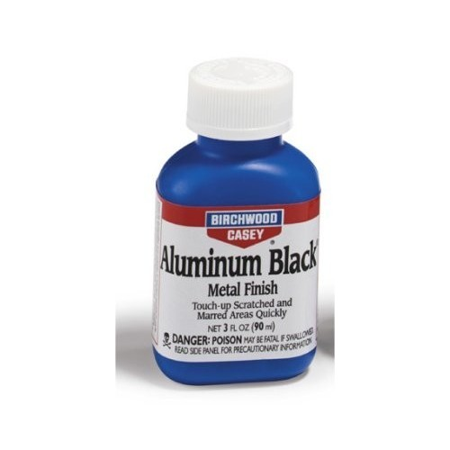 Relvaraua toonija Aluminium Black