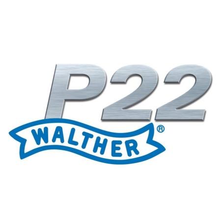 Stardipüstol Walther P22 Q