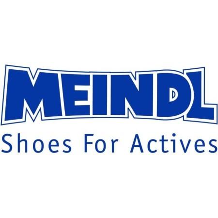 Высокие ботинки Meindl