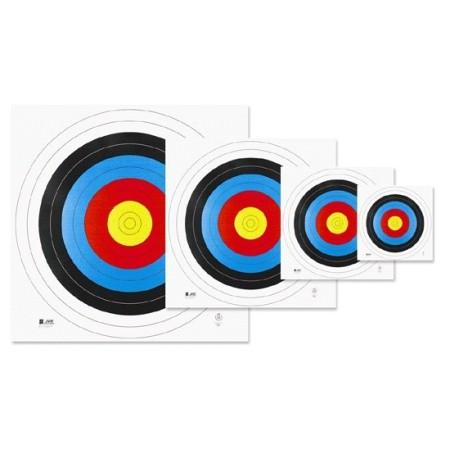 FITA standard target faces 60x60 cm