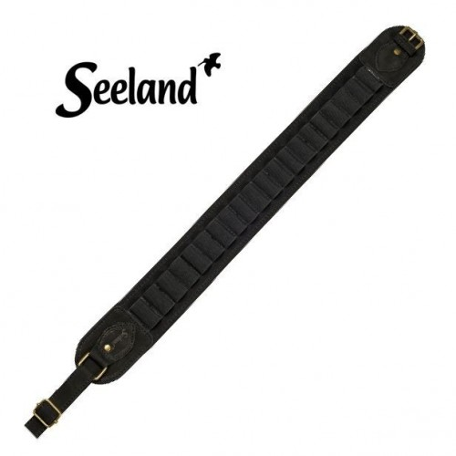 Seeland Cartridge Belt Black