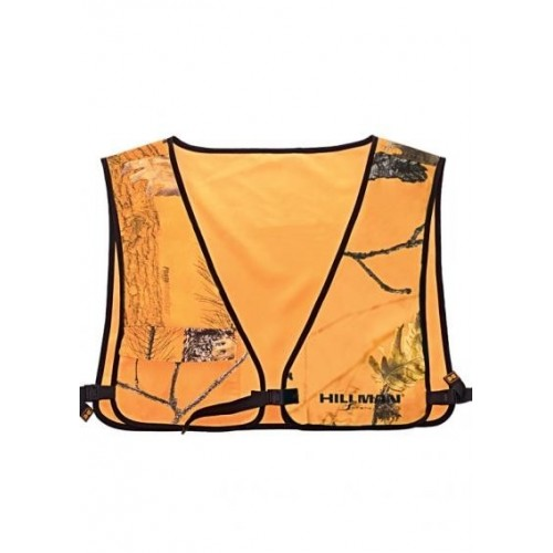 Safety Vest Hillman Pocket