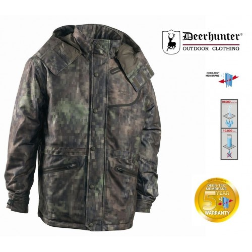 Jacket Deerhunter Recon w. Down