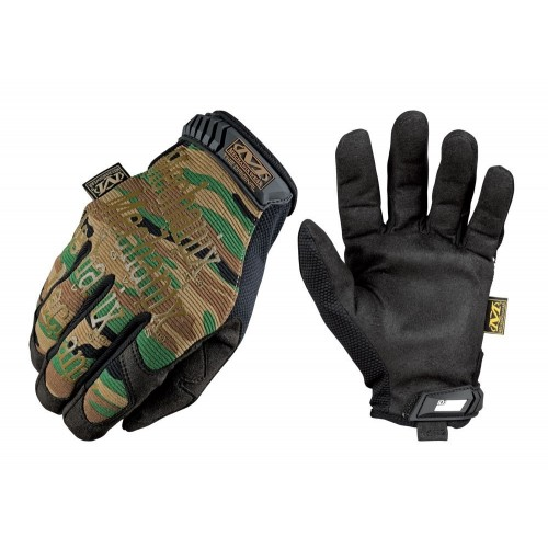 Kindad MECHANIX ORIGINAL Woodland Camo
