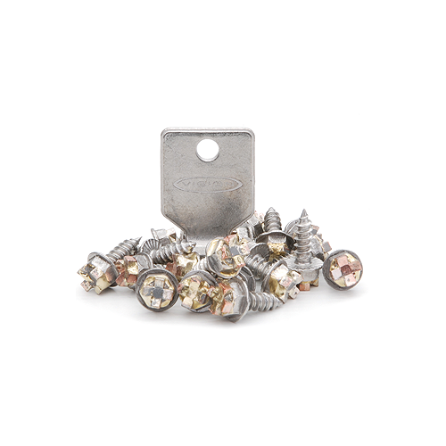 Tungsten studs for Wading Boots