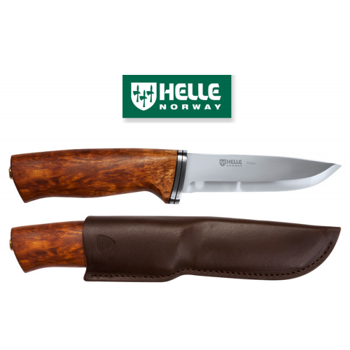 Hunters Knife Helle Alden