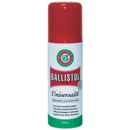 Mасло оружейное Ballistol spray 100 ml