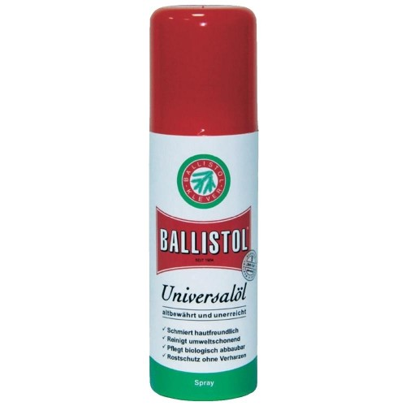 Relvaõli Ballistol 100 ml