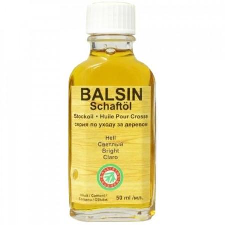 Gun Stock Oil Ballistol Balsin 50 ml.