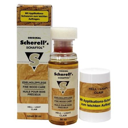 Mасло для дерева Scherell Premium Light
