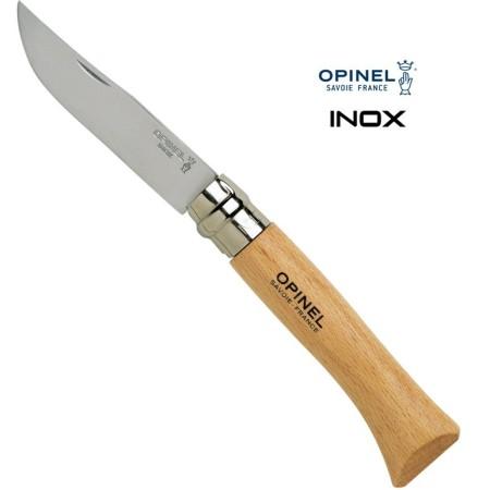Cкладной нож Opinel 10 INOX
