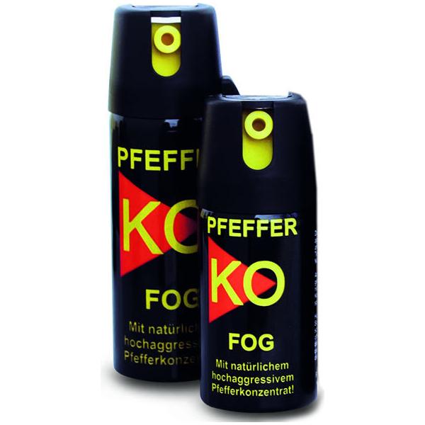 Pipragaas Pfeffer KO Fog 40 ml.
