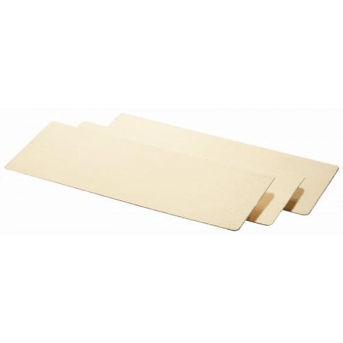 Gold boards for bone-protection and fish fillets.