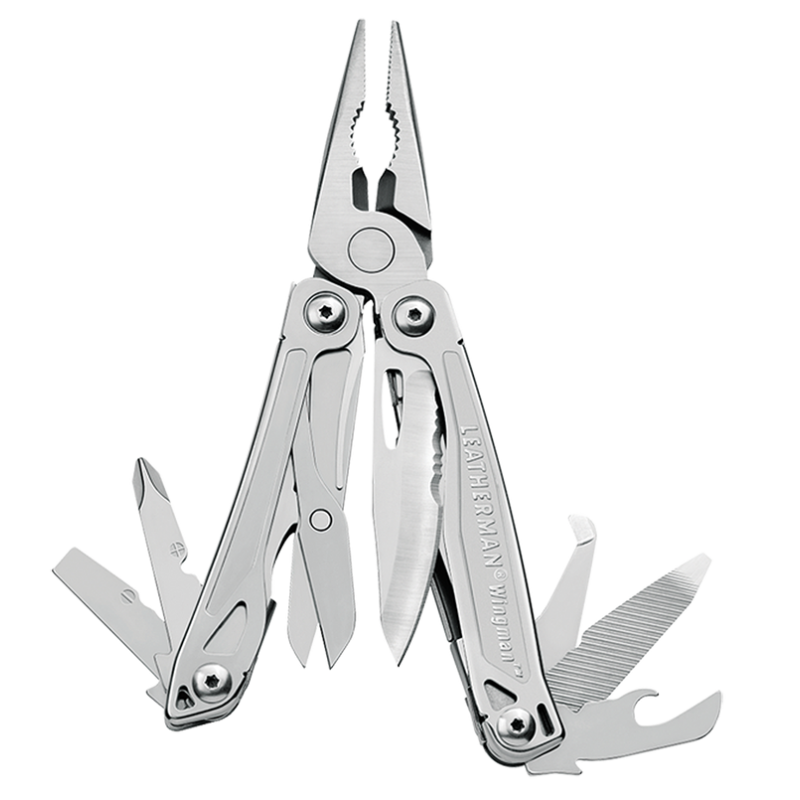 Nuga Multitööriist Leatherman Wingman