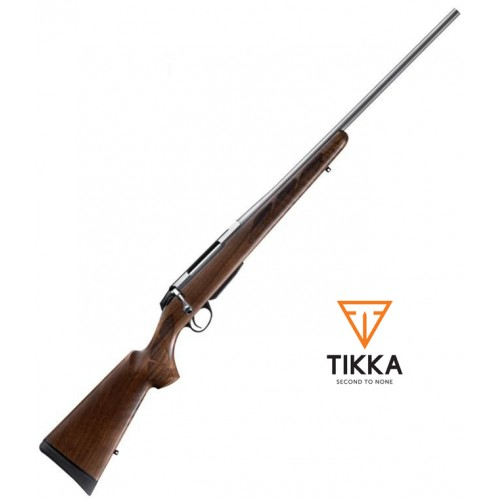 Tikka T3x Hunter Stainless