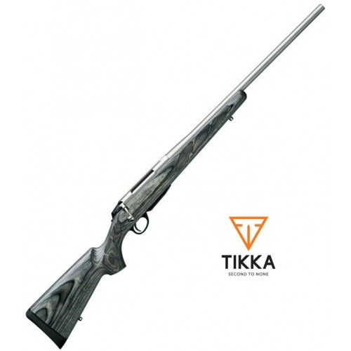 Tikka T3x Laminated Stainless