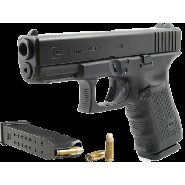 Püstol Glock 19 Gen. 4