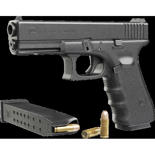 Püstol Glock 17 Gen. 4