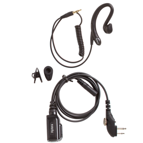 Headset for HYT Radios