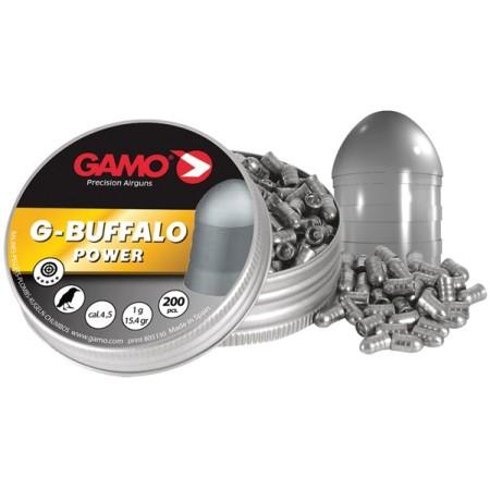 Пули пневматические  Gamo G-Buffalo Power