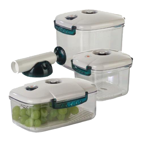 Vacuum Container 2000 ml.