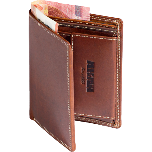 Wallet vertical format BIG FIVE