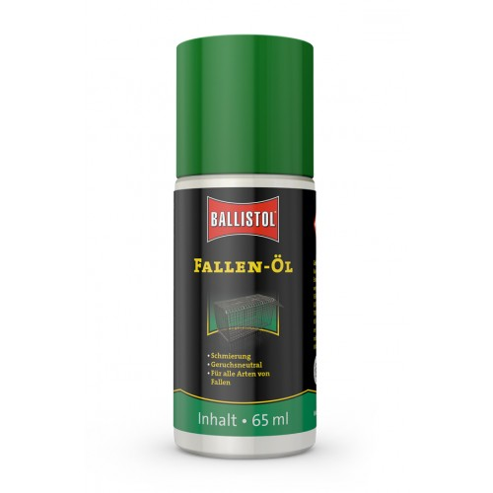 Trap oil odorless. 65 ml.