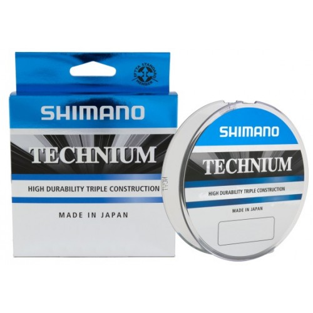 Tamiil Shimano Technium 300 m / 0,305 mm.