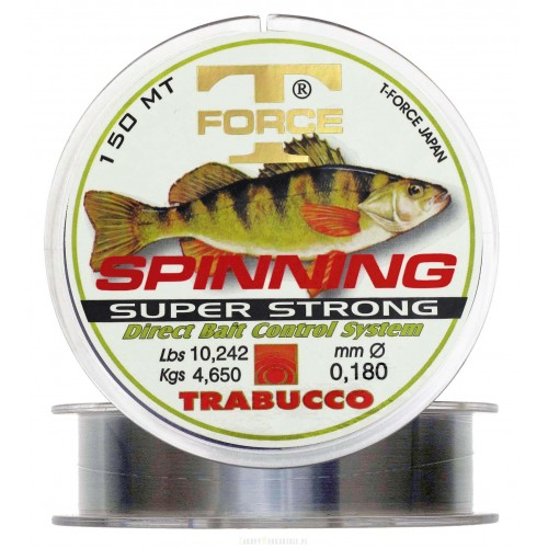 Tamiil Trabucco T-Force Super Strong 0.18