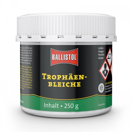 Koljuvalgendamise pulber Ballistol. 250 ml.