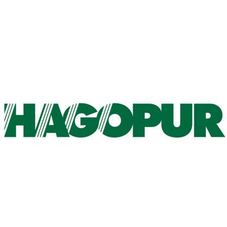 Nugise peibutusaine Hagopur 500 ml.