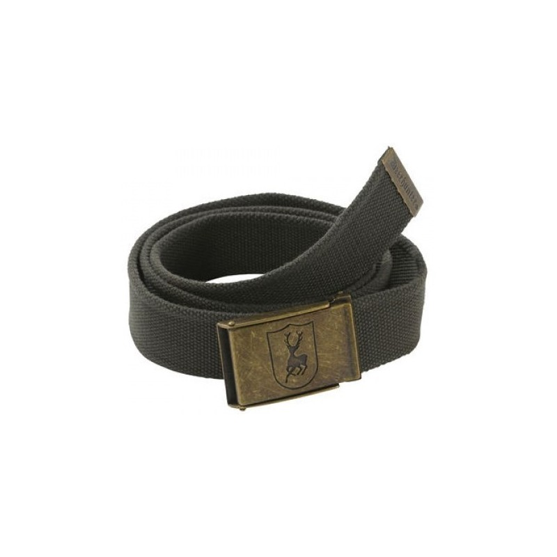 Deerhunter Canvas Belt Green