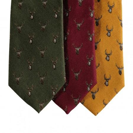 Tie w. Stag