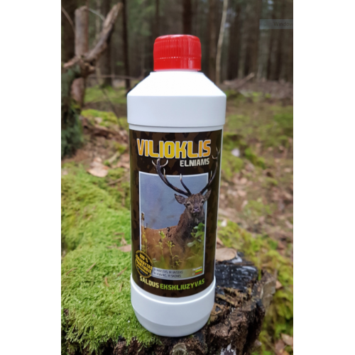 "Attractant for Deers ""SWEET EXCLUSIVE"""