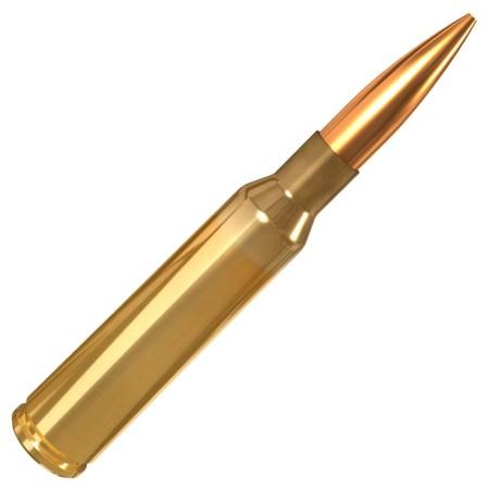 Lapua .308 WIN. FMJBT Subsonic.  13 g.