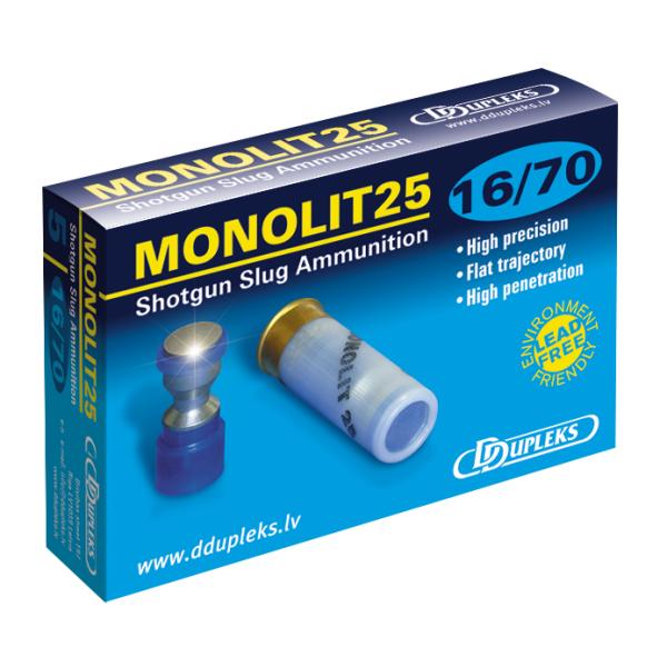 Padrun DDuplex Monolit 25. Kal. 16