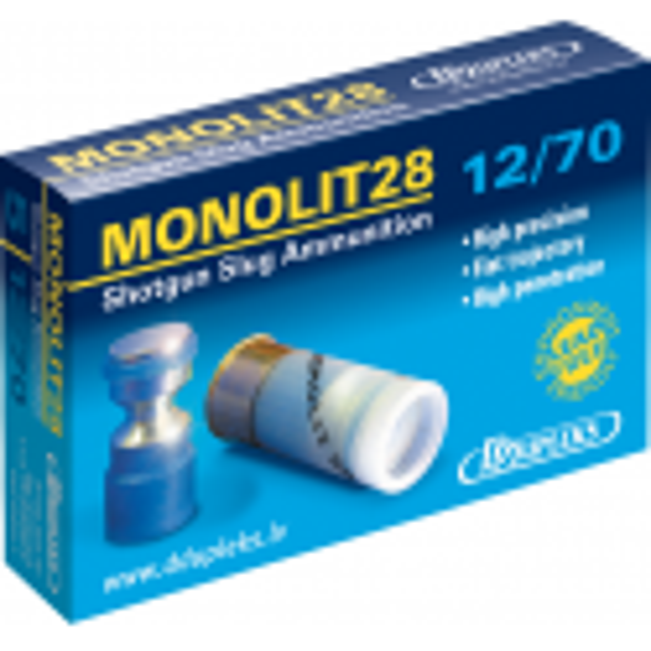 Padrun DDuplex Monolit 28. kal. 12