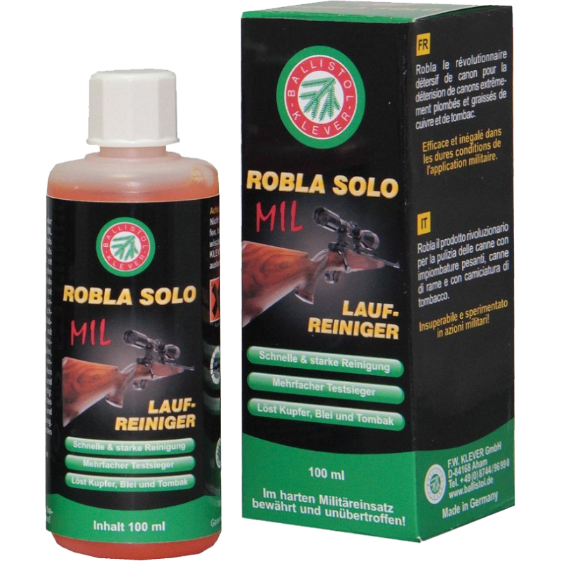 Robla-Solo MIL 65 ml. ср-во для очистки стволов