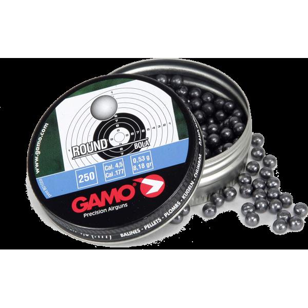 Õhupüssikuulid Gamo Round pliist